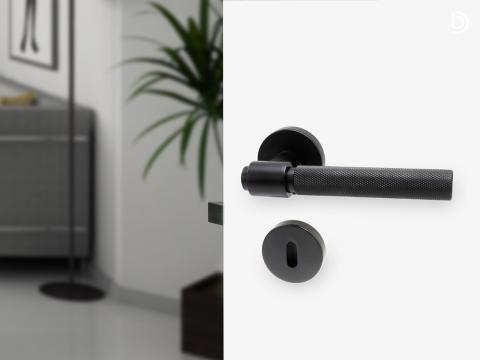 Beslag Design lanserar två nya dörrhandtag