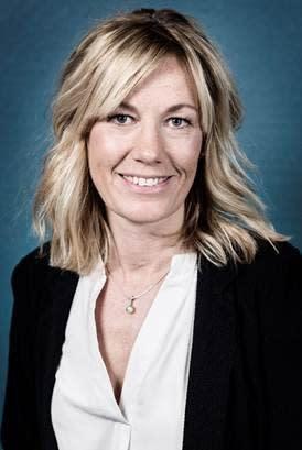 Karin Bodén, kommunikationsansvarig Jämtkraft, är moderator på Power Circle Summit.