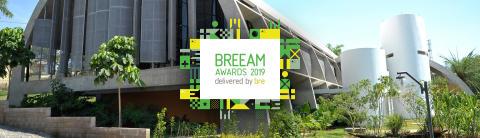 Norsk bygg nominert til BREEAM AWARDS 2019 - stem på din favoritt!