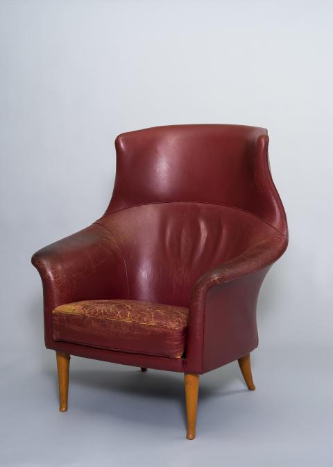 New acquisition: Onkel Adam armchair by Kerstin Hörlin-Holmquist