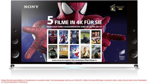 BRAVIA X9 4K Bundle von Sony_01