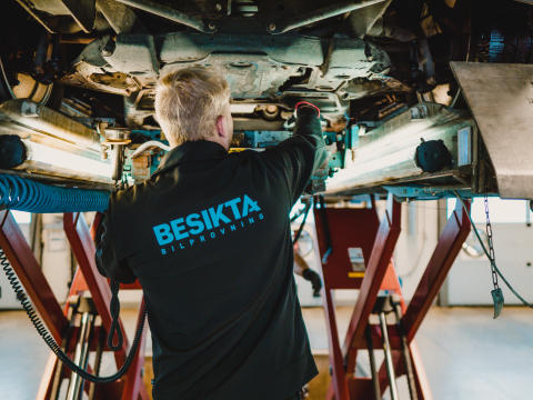 Besikta Bilprovning öppnar ny besiktningsstation i Stockholm – Åkersberga