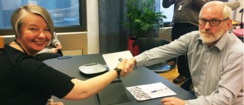 Visma utvikler digitale innbyggertjenester sammen med Bergen kommune