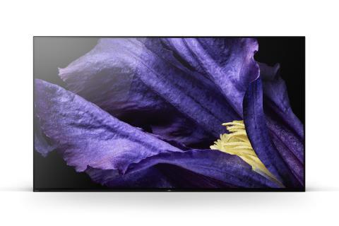 Sony annoncerer priser og tilgængelighed for AF9 OLED- og ZF9 LCD-tv'er i MASTER-serien