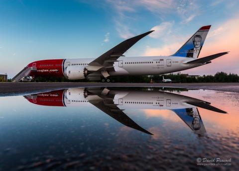 Norwegian kansellerer 85 prosent av flygningene og permitterer 7300 ansatte