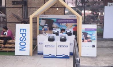 Epson and Gluta Story Open House