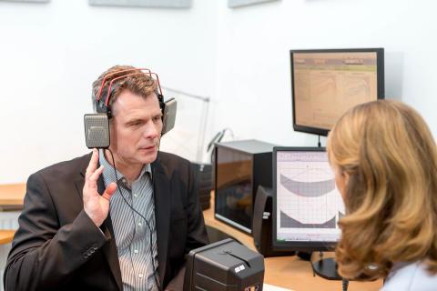 Gutes Hören – auch Stille ist hörbar