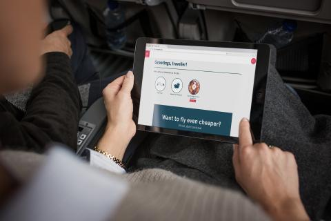 Norwegian est la première compagnie low-cost  à proposer gratuitement le Wi-Fi à ses passagers sur les vols intercontinentaux