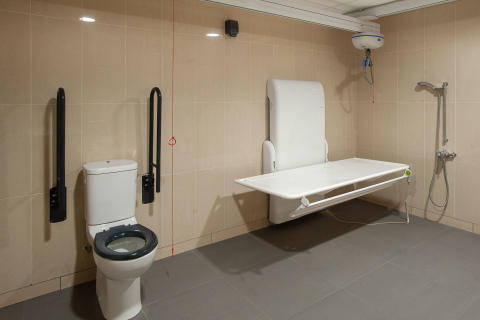 New changing place facility for Ballymena