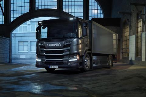 Scania P 280 HEV