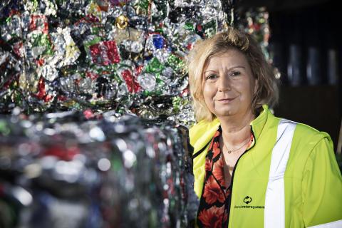 Vicedirektør og direktør for cirkulær økonomi Heidi Schütt Larsen