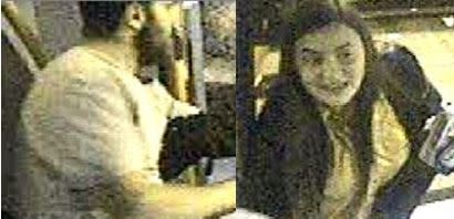 Man and woman wanted for questioning