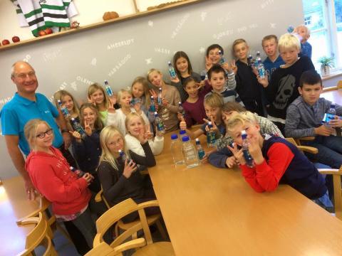 Bromölla och Kristianstad vidare i kranvattentävlingen