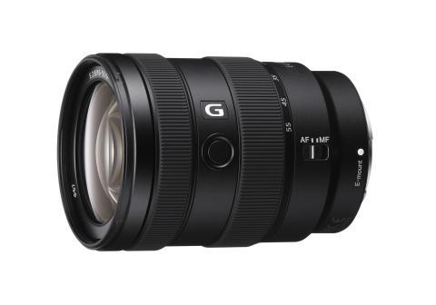 Sony étend sa gamme optique avec deux nouveaux modèles APS-C