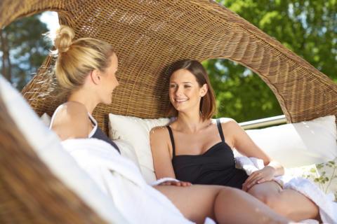 Aqua Sana Woburn Forest named best social spa