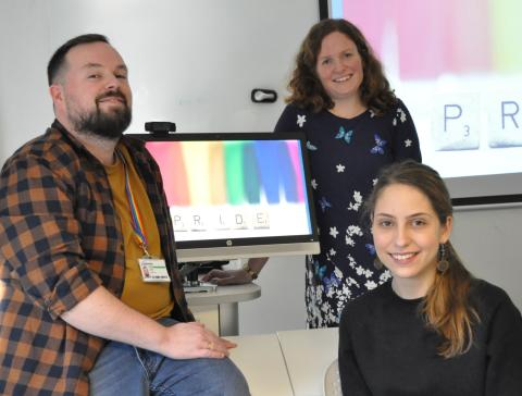 New online tool to offer support for LGBT+ staff and students