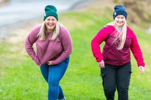 Walk and talk - nytt rådgivingstilbud til studenter i Narvik og Harstad