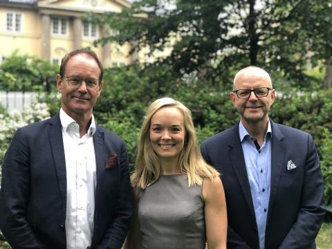 Birthe Smedsrud Skeid blir fra 1. september ny CFO Höegh Eiendom.