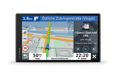 Garmin_DriveSmart 65 mit Amazon Alexa
