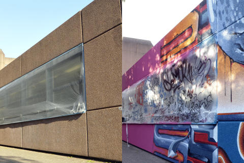 "Santander unterstützt ""Graffiti am Gero"""