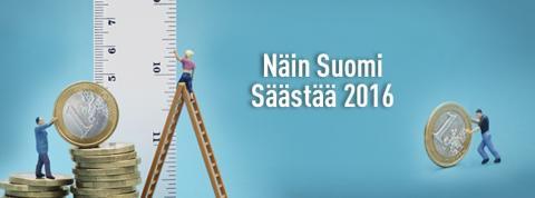 Näin Suomi Säästää 2016 – osallistuthan kyselyymme