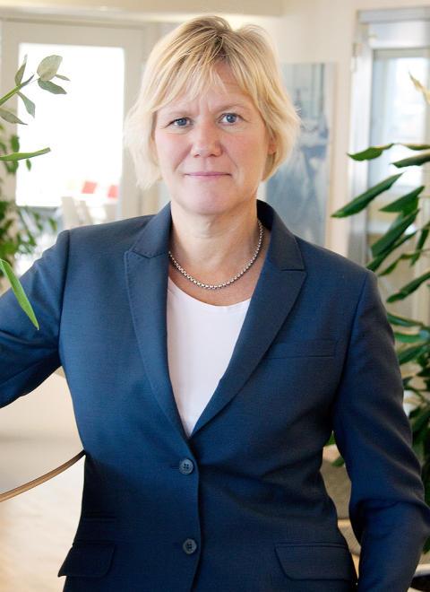 Ann-Marie Begler – ny ordförande för Ersta Sköndal högskola