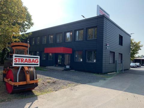 STRABAG AG erweitert und modernisiert Konzerngebäude in Hennef