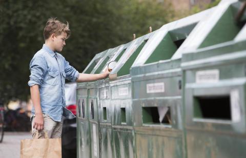 Återvinningsstation i Boden flyttas tillfälligt