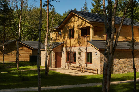 Four Bedroom Executive Lodge (Longford Forest)