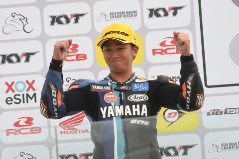アジアロードレース選手権 Rd.05 8月9-11日 中国