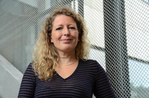 Karoline Aasgaard, Marcom Manager i Schneider Electric Norge