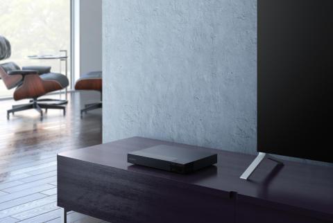 Fluide et rapide : Sony présente le lecteur Blu-ray Disc™ BDP-S6500  avec conversion ascendante 4K et Super Wi-Fi