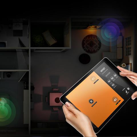 WHD Multiroom App