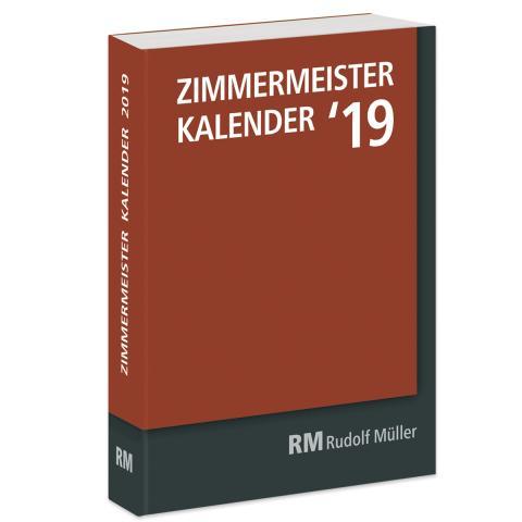 ZIMMERMEISTER KALENDER `19