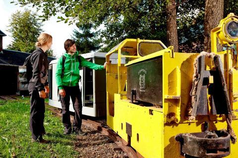 Bergbaugeschichte erwandern entlang des Kammwegs Erzgebirge -Vogtland