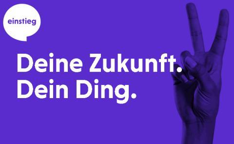 Die Einstieg Berufswahlmesse in Frankfurt