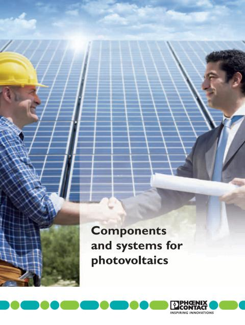 Components and systems for photovoltaics