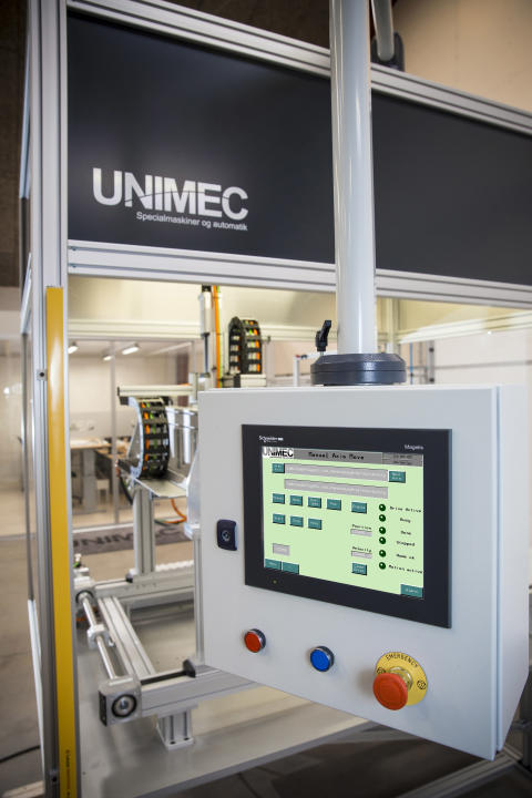 Unimec_software