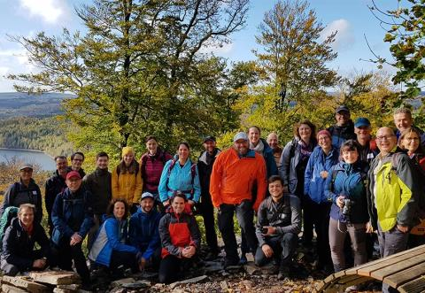Der Wald ruft! Beim Bloggerwandern durch die Wälder des Hunsrücks in Rheinland-Pfalz
