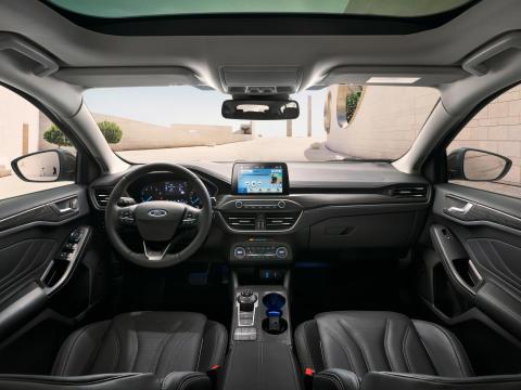 Nye Ford Focus 2018 Vignale
