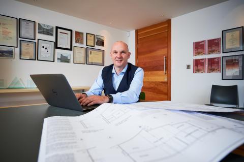 Glamis architect has designs on superfast broadband