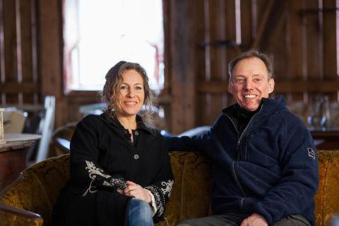 Grønset-Helga og Mark