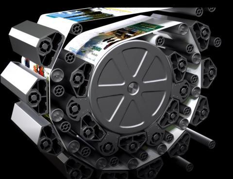 IDC MarketScape kunngjør Ricoh som leder innen teknologi for High Speed Ink Jet
