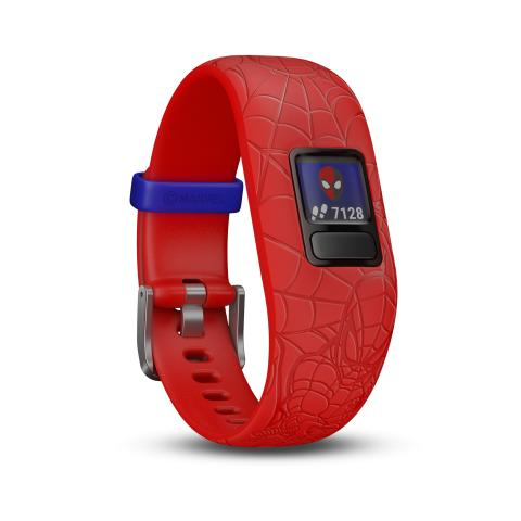 vivofit jr. 2 Spiderman rouge