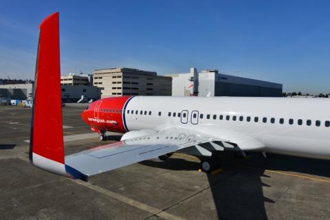 Norwegianin matkustajamäärät kasvussa helmikuussa