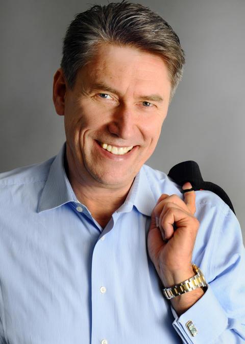 Geschäftsführer Bernhard Lüders, Sutter Telefonbuchverlag GmbH