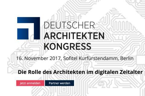 Deutscher Architekten Kongress in Berlin - Kebony vor Ort