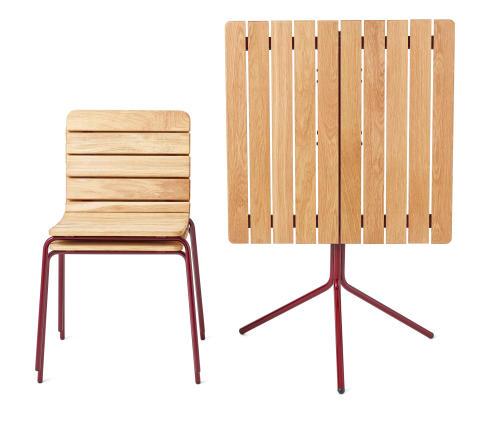 11th furniture group, design Axel Bjurström