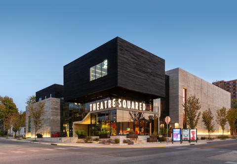 NEW THEATRE IN ARKANSAS MIXES SUSTAINABLE MATERIALS AND MODERN DESIGN