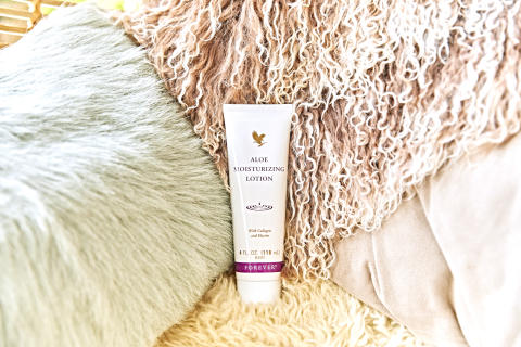 Aloe Moisturizing Lotion